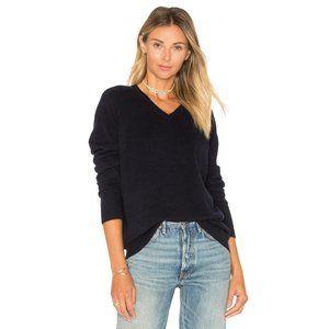 VINCE Raglan V-neck Cashmere Sweater Revolve